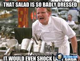 gordon ramsey salad yelling