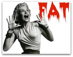 janet leigh scared of Fat