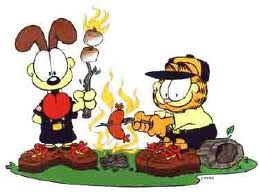 garfield and odie