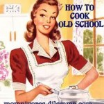how to cook old school