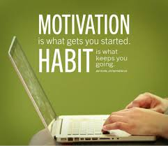 motivation:habit