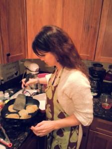 me in kitchen