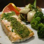 Parchment-Salmon