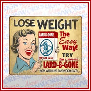 lard be gone