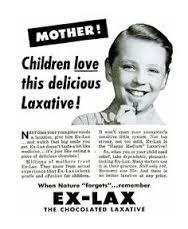 vintage exlax