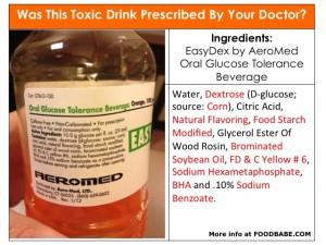 glucose drink