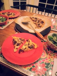 dinner 1:4